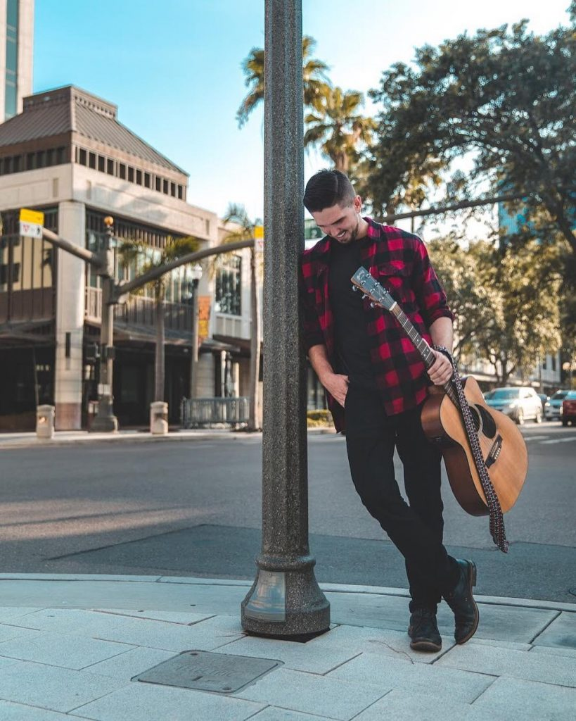 JesseByers-SoloAcoustic-Country-Pop-Singersongwriter-Tampa-Florida